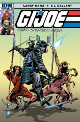 G.I. JOE A REAL AMERICAN HERO #206