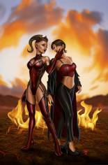 GRIMM FAIRY TALES INFERNO RINGS OF HELL #2 COVER D