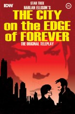 STAR TREK THE CITY ON THE EDGE OF FOREVER #4