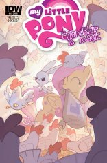 MY LITTLE PONY FRIENDSHIP IS MAGIC #24 VARIANT