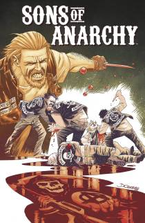 SONS OF ANARCHY #14