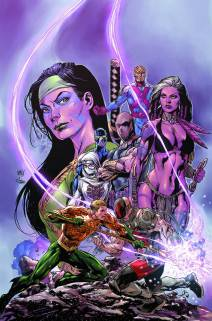 AQUAMAN AND THE OTHERS #7