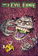 EVIL ERNIE #2 SEELEY COVER