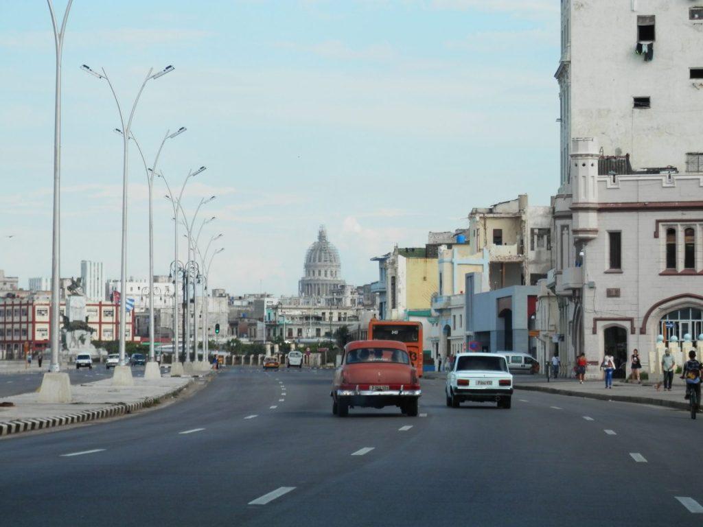 Visitare la vera Cuba, El malecon de la Habana