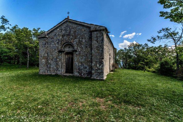 Oratorio di Santa Caterina, Montovolo.
