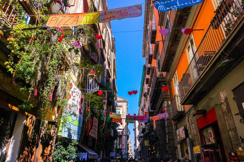 Il Centro Storico di Napoli: cosa vedere