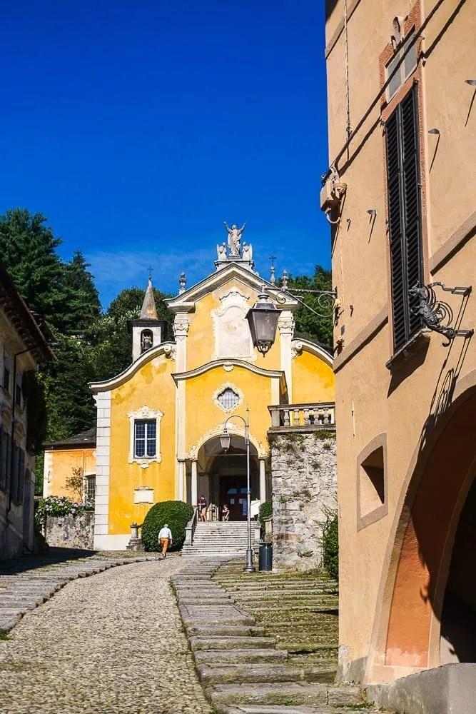 Chiesa Santa Maria Assunta Orta