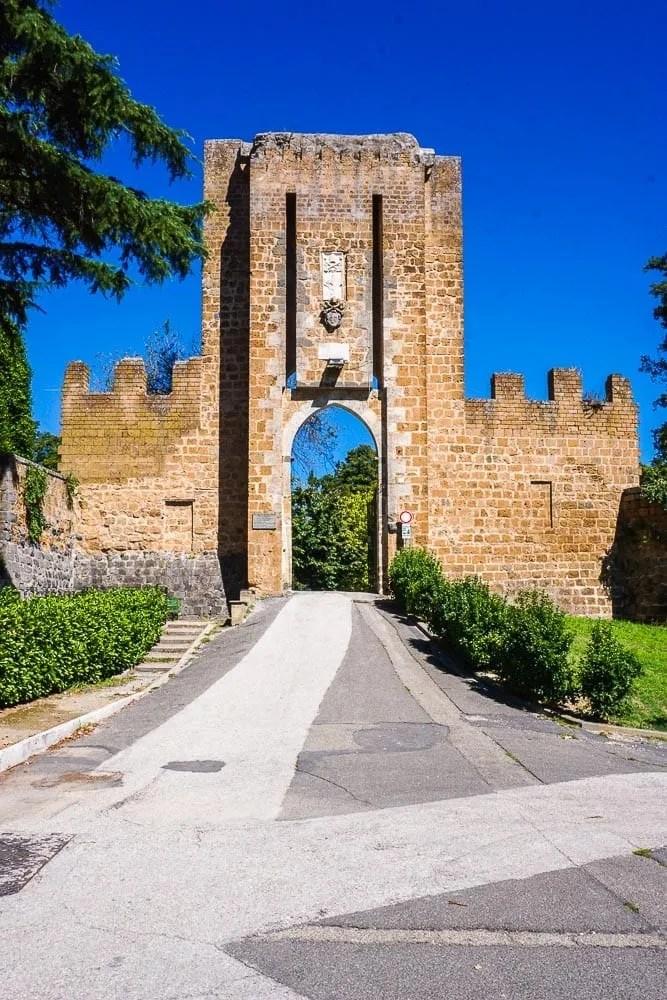 Rocca di Albornoz Orvieto