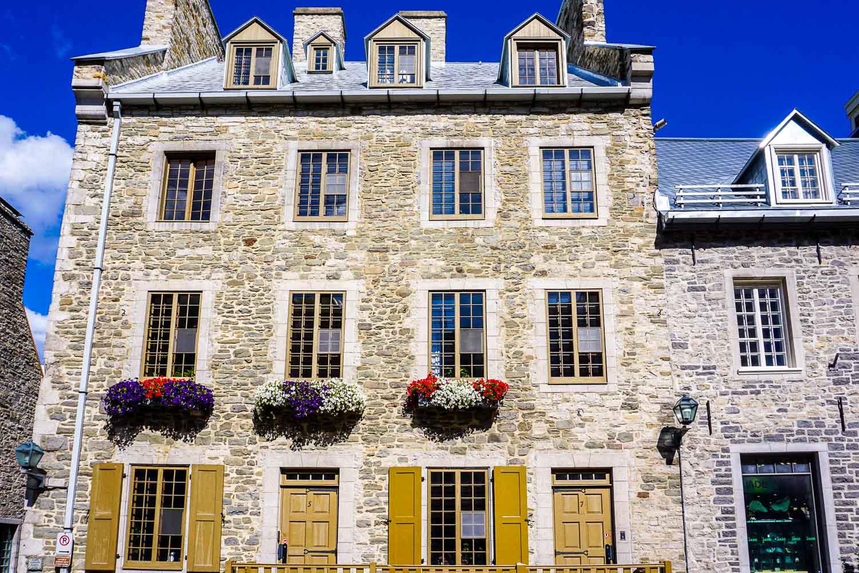 centro storico Quebec City