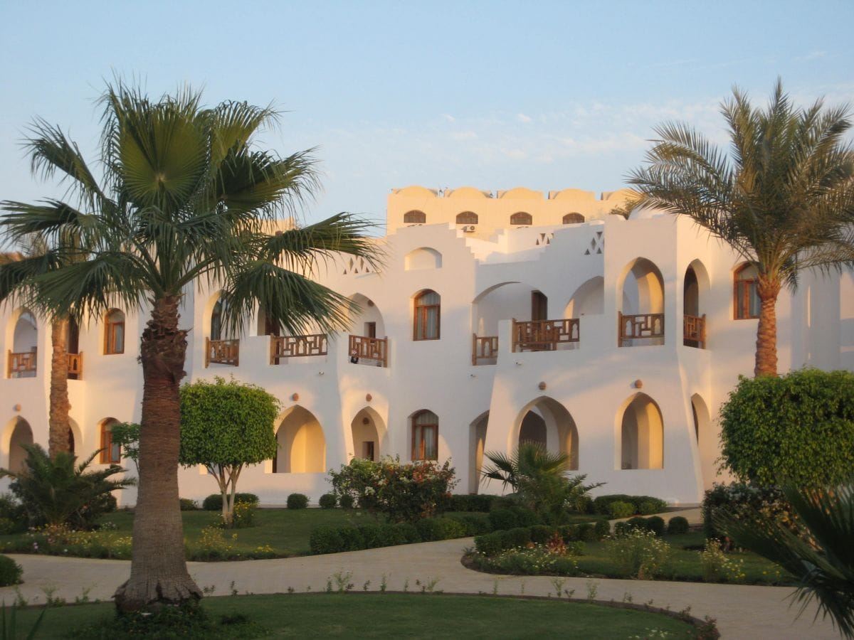 Just Checked Out: Sonesta Beach Resort, Egypt