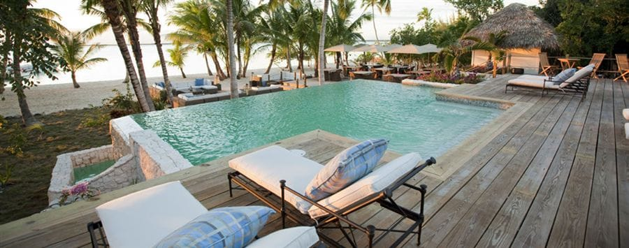 Eco-Chic Places: Tiamo Resort, Bahamas