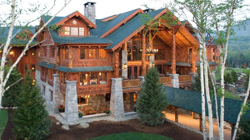 Just Checked Out: The Whiteface Lodge, Lake Placid