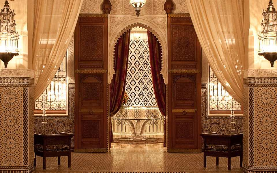 Inside look royal mansour marrakech inviato for Architecture marocaine