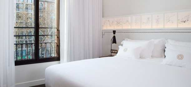 Inside Look: Cotton House Hotel, Barcelona