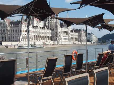 Amawaterways cruise on the Danube