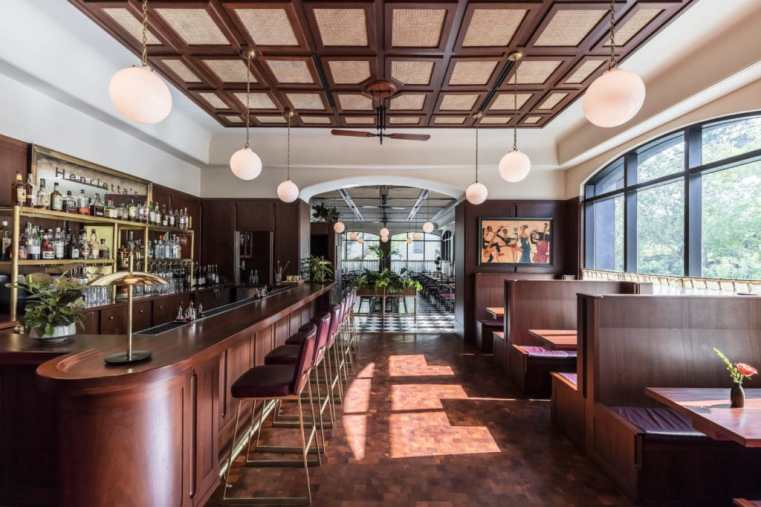 Just Checked Out: The Dewberry, Charleston