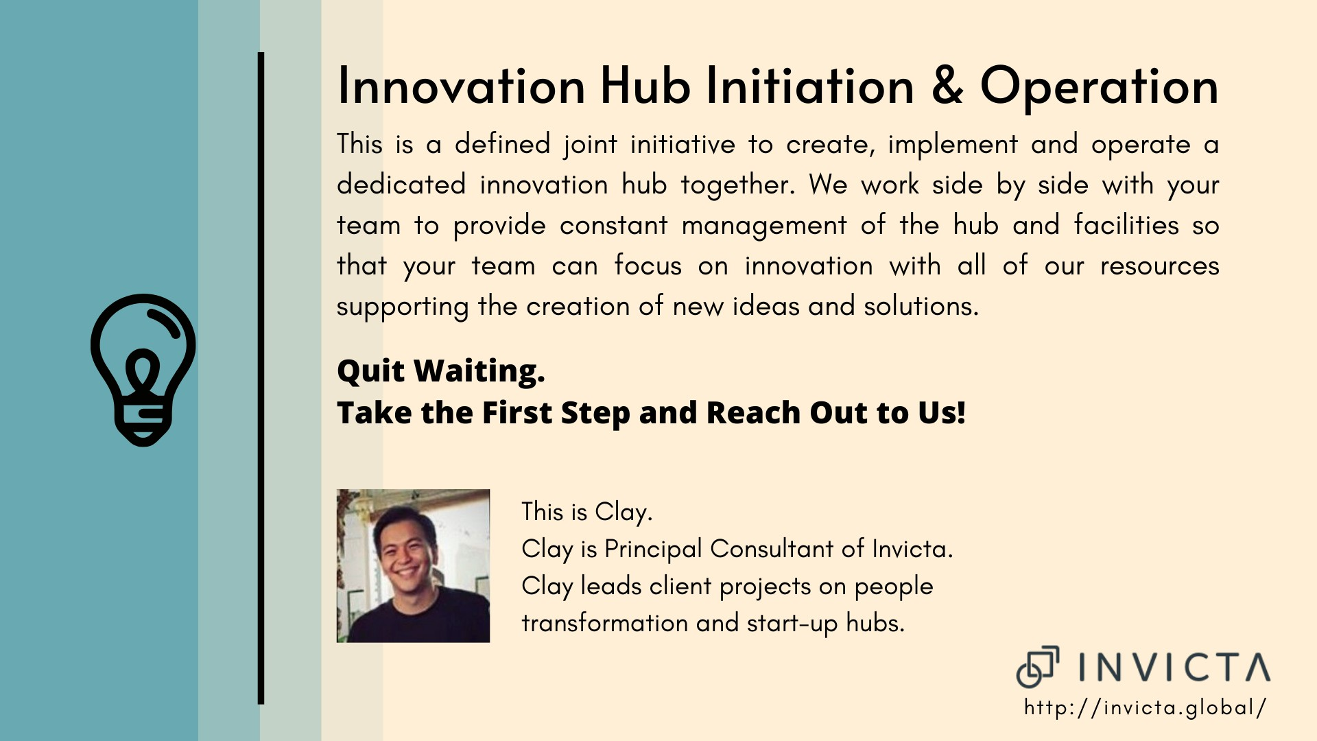 Invicta Innovation Singapore