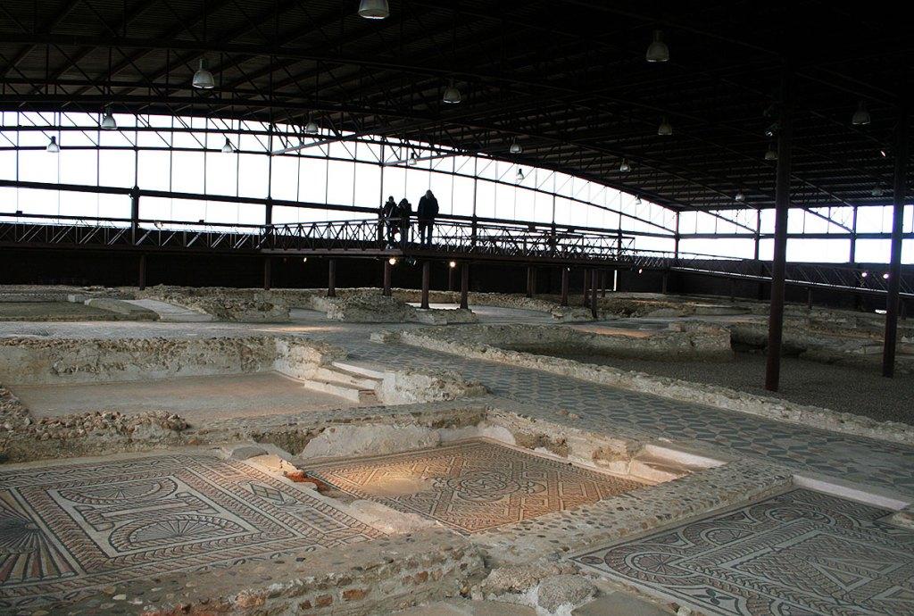 villa romana de carranque