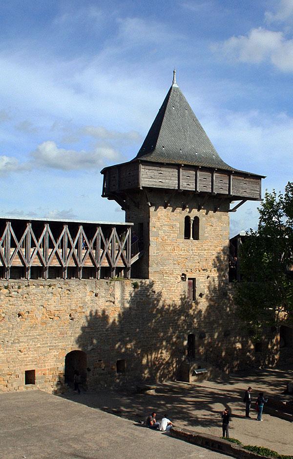 carcassonne castillo