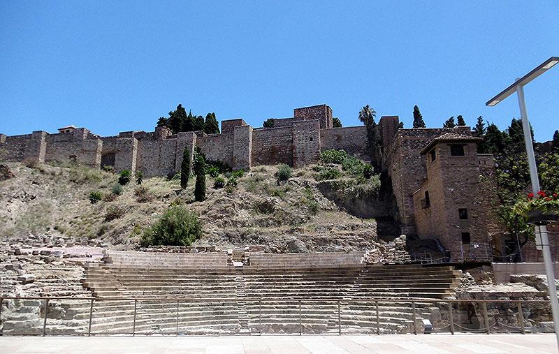 Teatro Romano y Alcazaba, Málaga