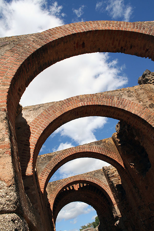 Arcos del anfiteatro