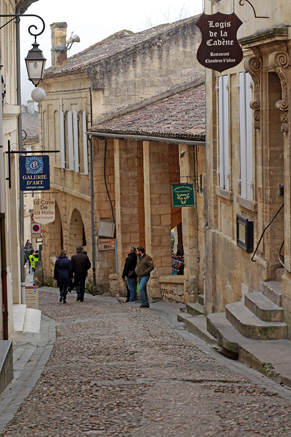 Calles de Saint Emilion