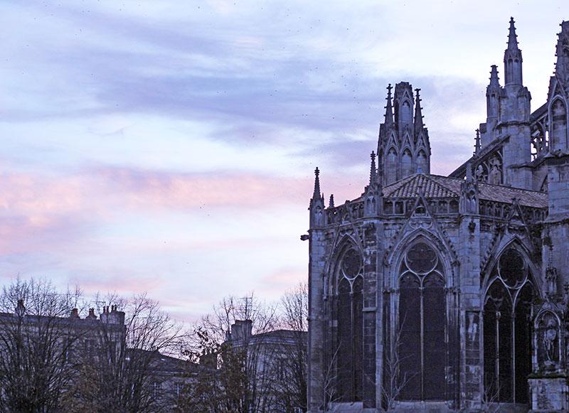 Saint André Catedral de Burdeos