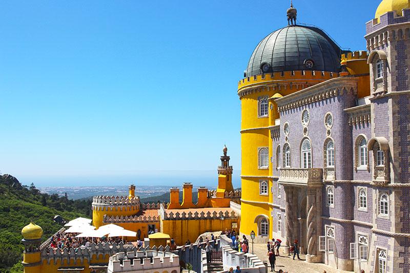 Palacio da Pena - Sintra en un día