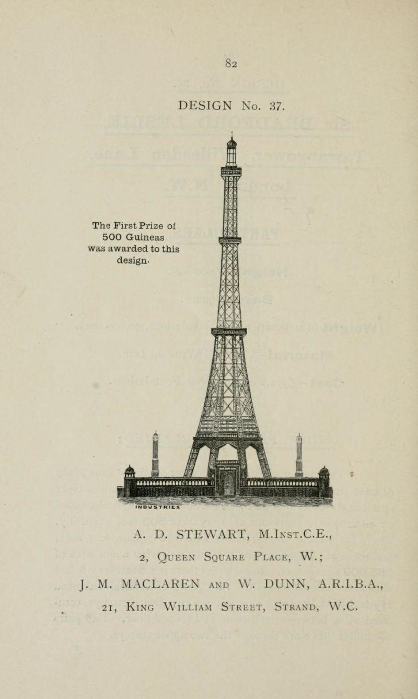 Diseños de la Torre Wembley