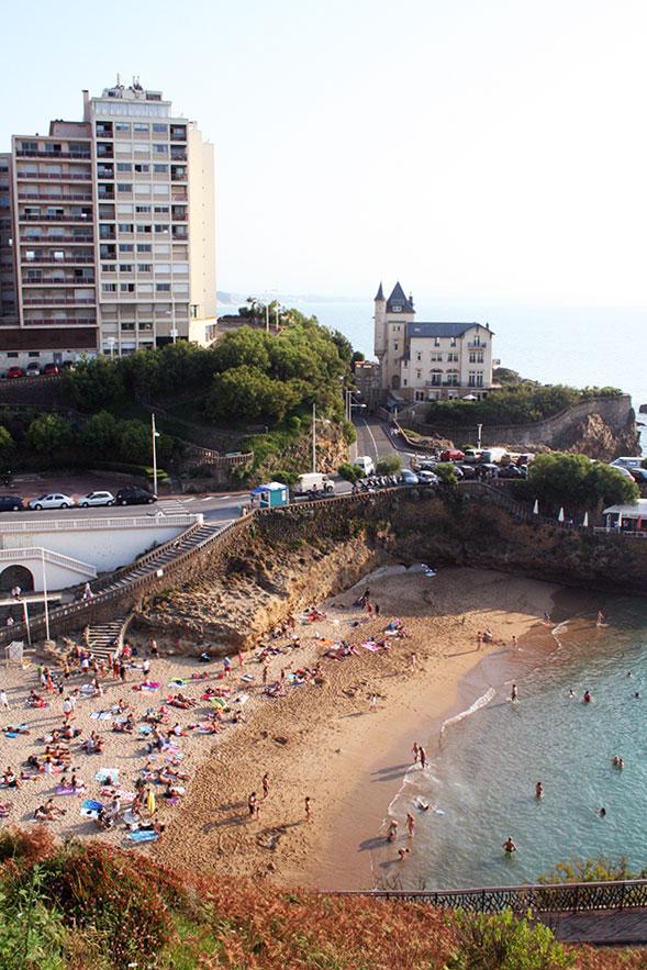 Port Vieux Biarritz