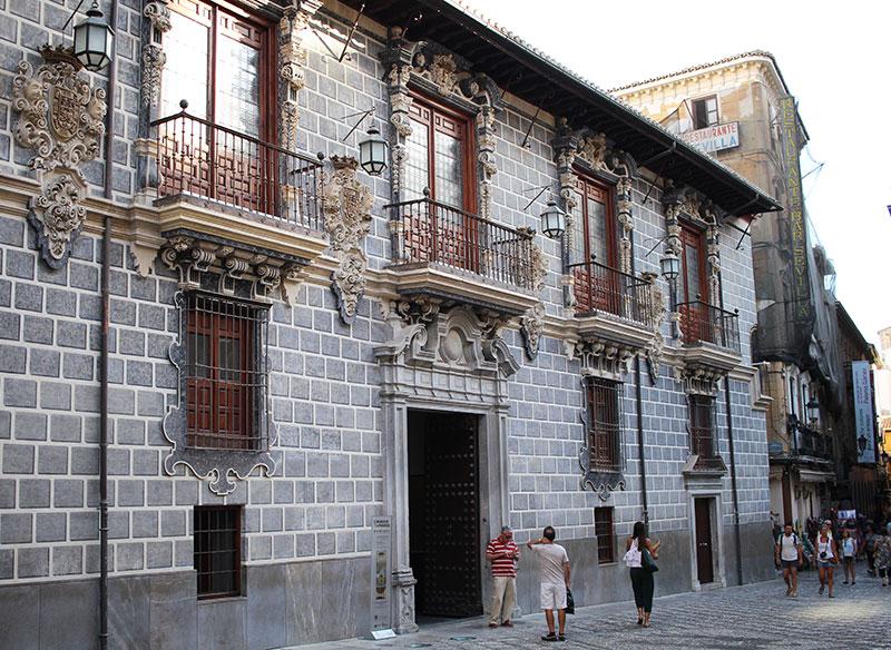 Palacio de la Madraza en Granada