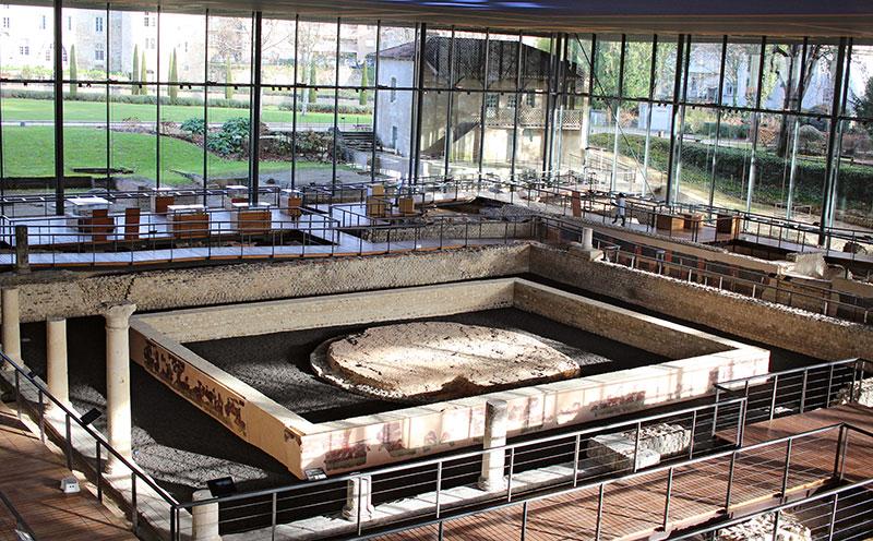 Museo Vesunna, imprescindible qué ver en Périgueux