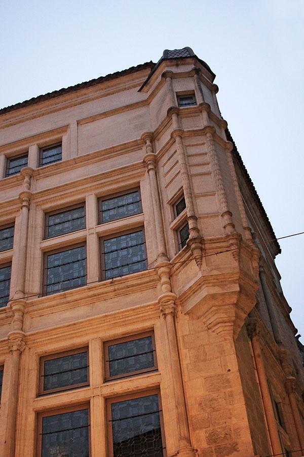 Fachadas de Périgueux