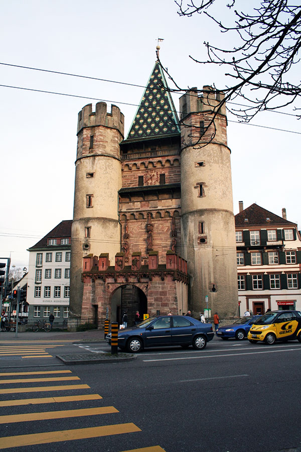 Puerta de Spalentor