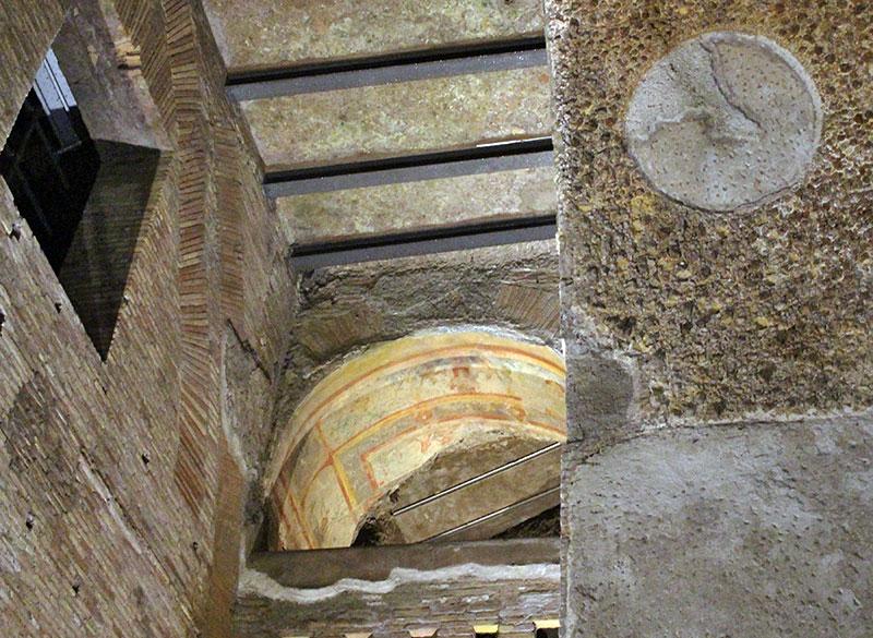 Decoración Domus Aurea