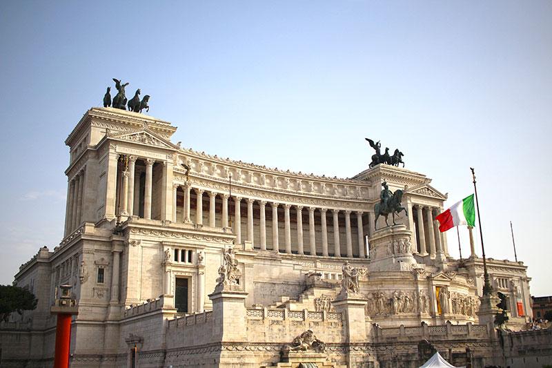 Piazza Venezia - que hacer gratis en Roma