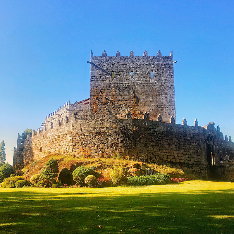 Castillo Soutomaior