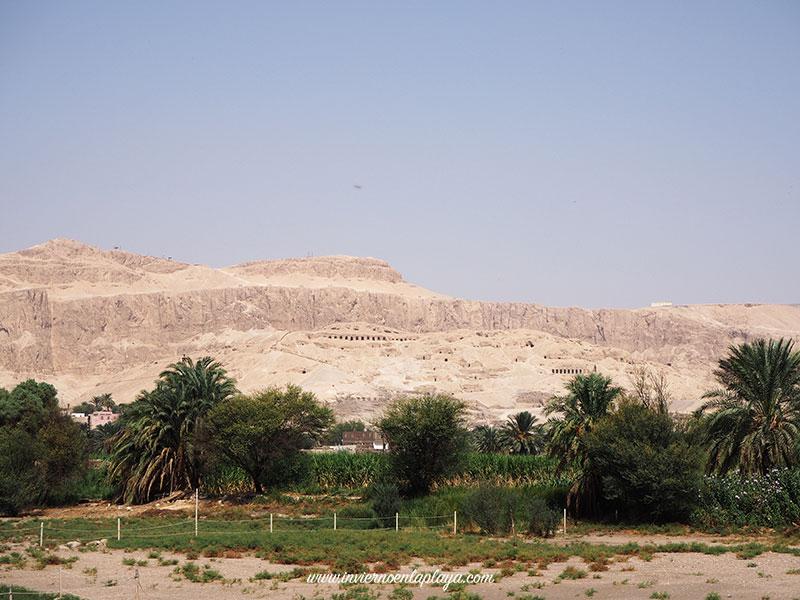 Valle de los nobles, opciones que ver en Luxor si tienes más de un día.
