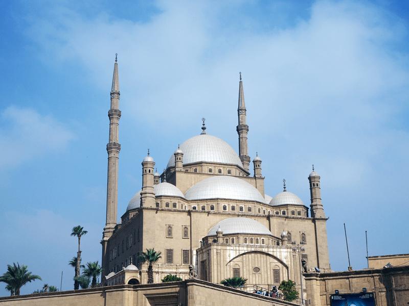Mezquita de Alabastro, imprescindible que ver en El Cairo en dos días