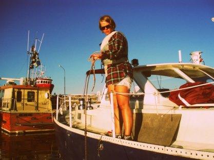 2011- Summer in Sweden, sailing