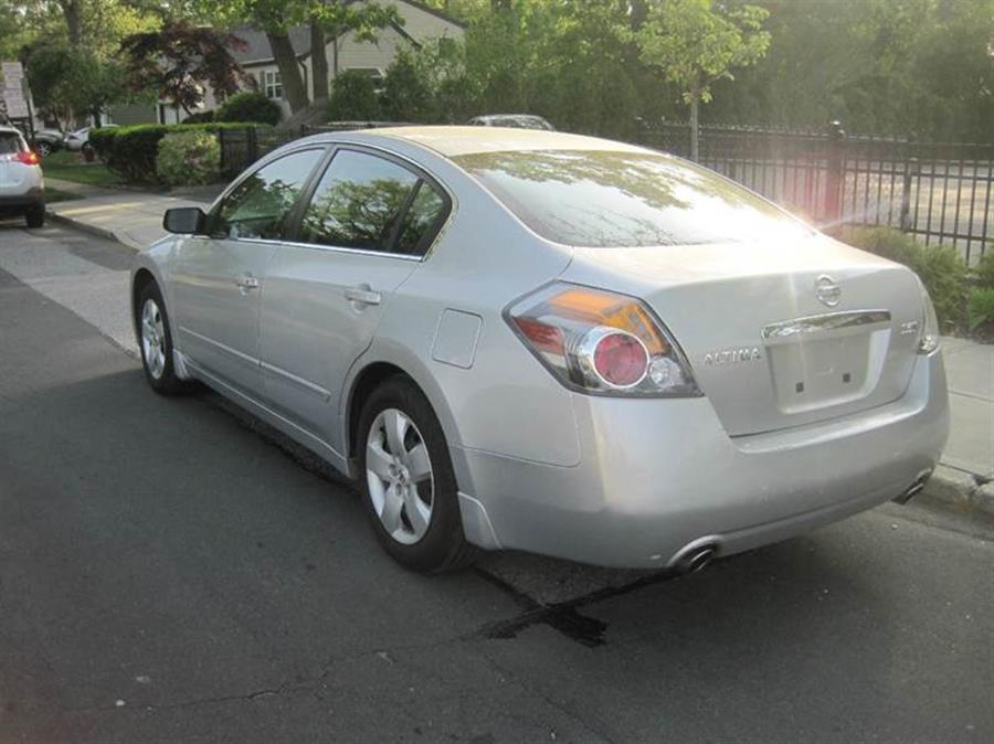 2007 Nissan Altima Silver