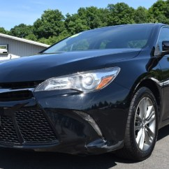 All New Camry 2016 Agya 1.2 Ga T Trd Toyota In Berlin Manchester Haven Waterbury Ct 4dr Sdn I4 Auto Se Natl Available For Sale