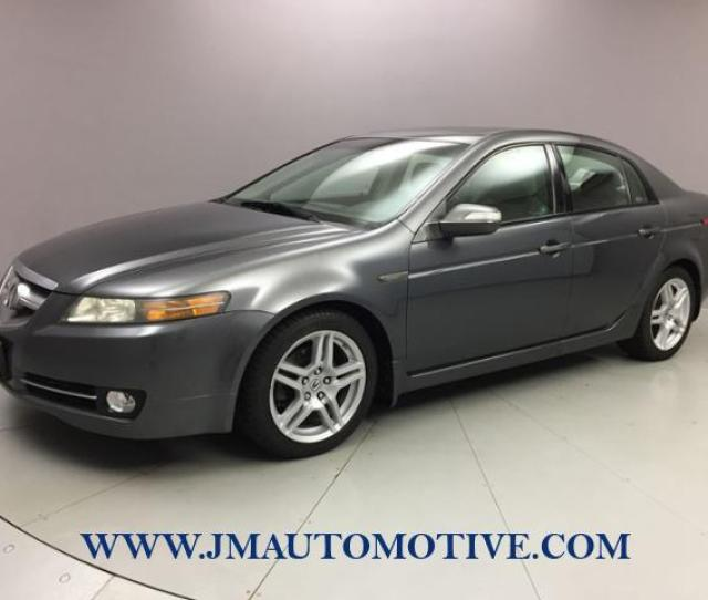 2008 Acura Tl 4dr Sdn Auto Available For Sale In Naugatuck Connecticut Jm