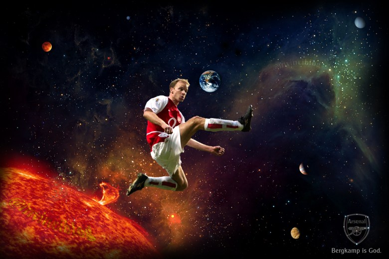 Bergkamp Is God