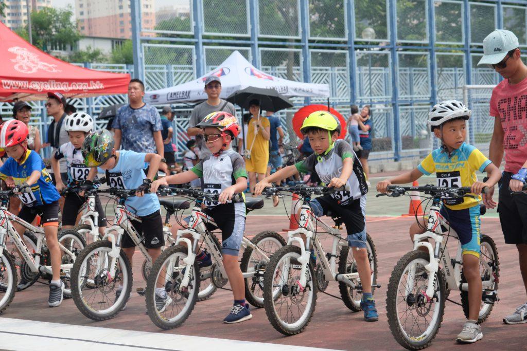 全港兒童單車大賽-第一回合 成績 | 形動單車 INVIS CYCLING
