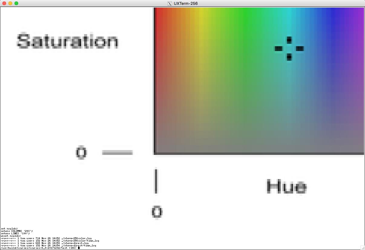 Ncurses Colors Example - Desain Terbaru Rumah Modern