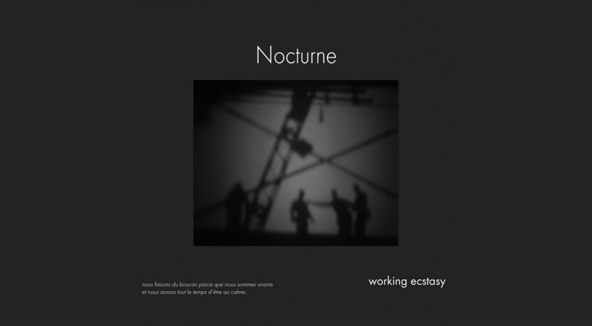 Nocturne – Working Ecstasy