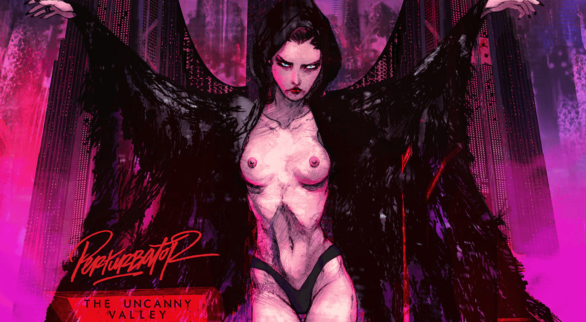 Perturbator Uncanny Valley Feature