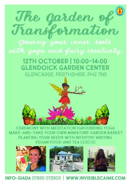 The Garden of Transformation