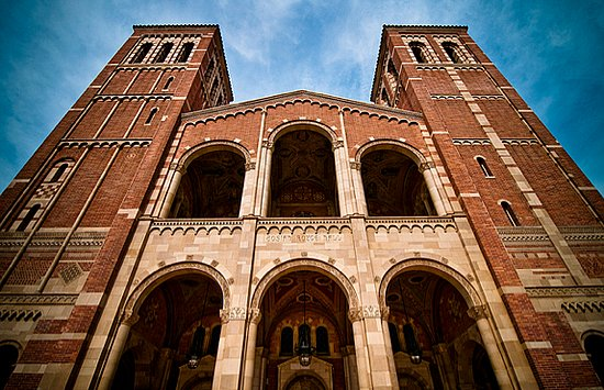 The exciting history of Royce Hall  Invisible Children